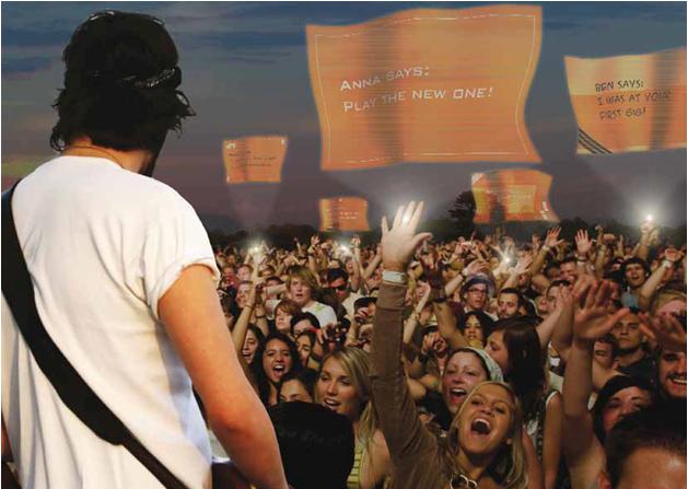 technologie et festival