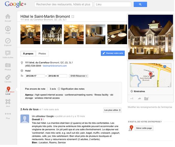 Strat gies pour accro tre les r servations sur le site web for Site web pour hotel