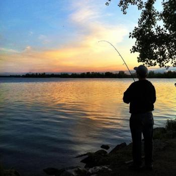 Les saisons de la pêche sur la rivière