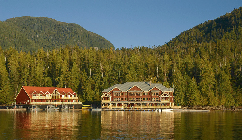King Pacific Lodge Canada