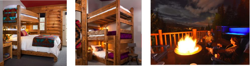 L'auberge Bivvi offre des chambres privees et des chambres partagees frequentees par les milleniaux