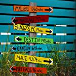 Top 20 tourist destinations and source markets