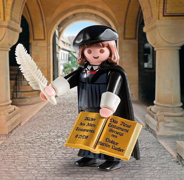 Source - Playmobil