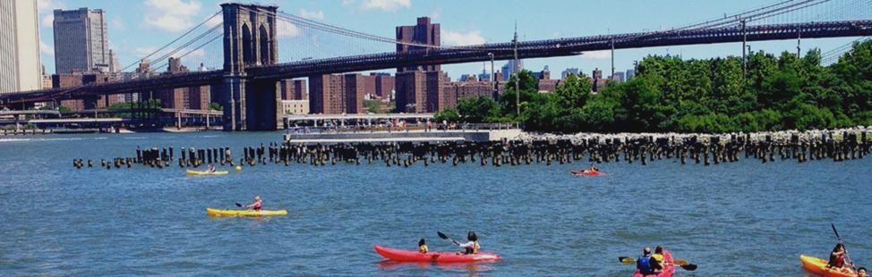 kayak-urbain-ny