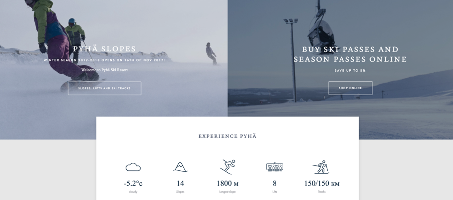 ski-pyhatunturi