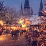 Coup d'oeil sur les marchés de Noël au Québec