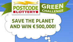 Crowdsourcing-Postcode-lottery