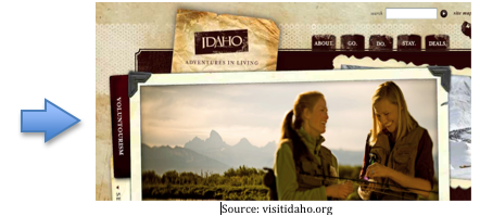 Volontourisme Idaho