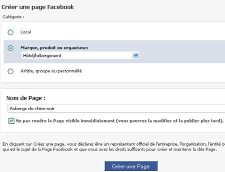 Guide Pratique Pour Creer Votre Page Fans Facebook Reseau De