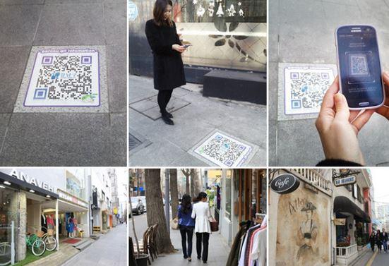 AR_Quand_la_musique_contribue_Gangnam QRcode