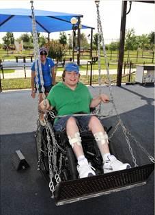 personnes avec handicap