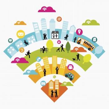 Vers Des Villes Intelligentes Et Innovantes R 233 Seau De