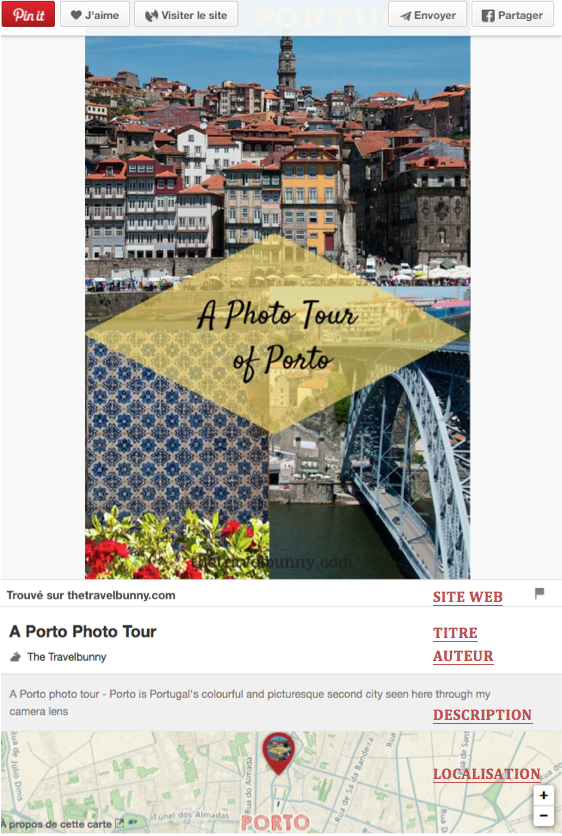 Photo tour of Porto