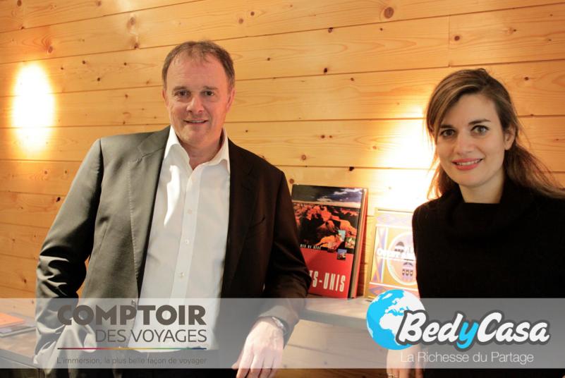 Comptoir des Voyages et Bebycasa créent un partenariat