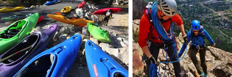 plein air revitalisation ogden kayak escalade