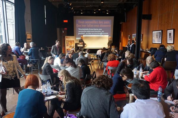 Atelier participatif gueuleton touristique