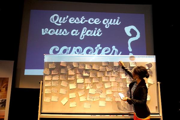 Atelier participatif partagez vos secrets
