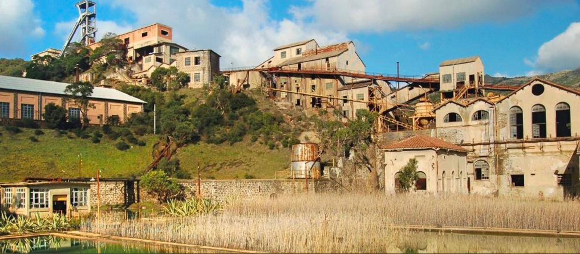 montevecchio-mine