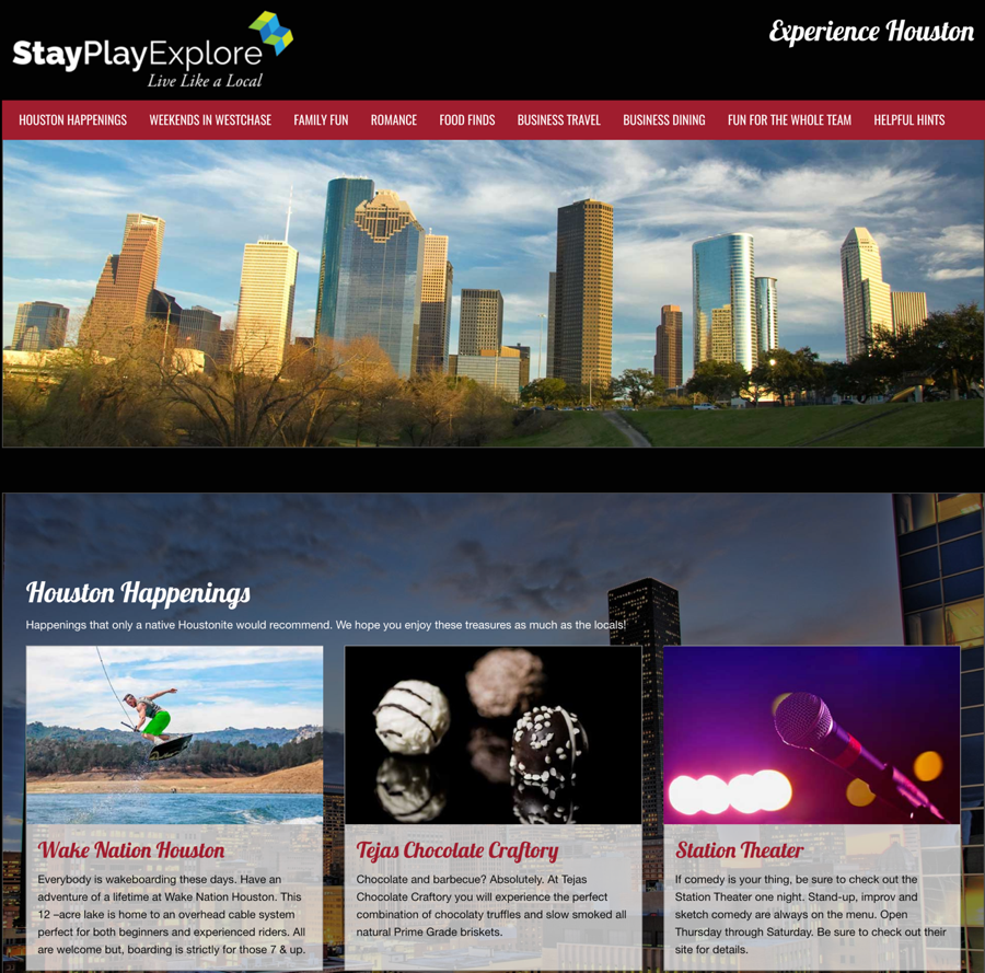 Stay-Play-Explore